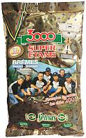 Прикормка рыболовная Sensas 3000 Super Etang Bremes / 10311 (1кг) -