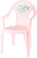 Стул детский Альтернатива Маленькая принцесса / М7374 -
