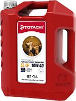 Моторное масло Totachi Niro Optima Pro Semi-Synthetic 10W40 A3/B4 SL/CF / 4589904928833 (4л) -