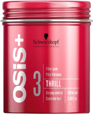 Гель для укладки волос Schwarzkopf Professional Osis+ Thrill коктейль-гель (100мл)