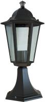 Светильник уличный Feron 6104 / 11058 (черный) -