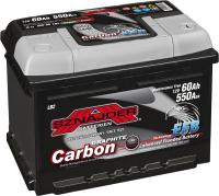 Автомобильный аккумулятор Sznajder Carbon EFB 60 R / 560 08 (60 А/ч) -