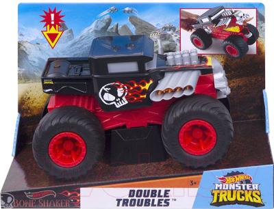Автомобиль игрушечный Hot Wheels Монстр-трак трансформер / GCG06/GCG07
