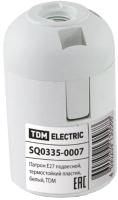 Электропатрон TDM SQ0335-0007 -