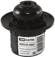 Электропатрон TDM SQ0335-0002 -