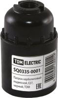 Электропатрон TDM SQ0335-0001 -