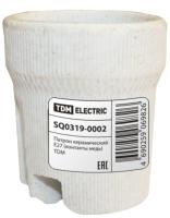 Электропатрон TDM SQ0319-0002 -