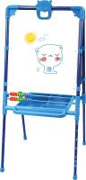Мольберт детский Ника М2Л/С (синий) -