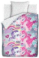 Комплект постельного белья Непоседа My little Pony Neon. Подружки пони / 512421 -