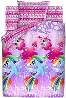 Комплект постельного белья Непоседа My little Pony. Подводные пони / 437680 -
