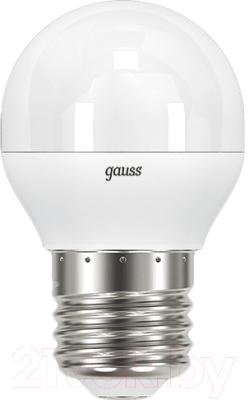 Лампа Gauss 105102207-S