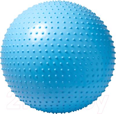 Фитбол массажный Sundays Fitness IR97404 (голубой)