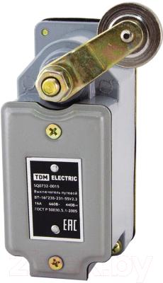 Выключатель путевой TDM SQ0732-0015
