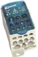 Распределительный блок на DIN-рейку TDM SQ0823-0004 -