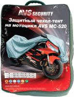 Чехол для мотоцикла AVS МС-520 / 80535 р-р L -