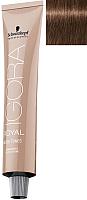 Крем-краска для волос Schwarzkopf Professional Igora Royal Nude Tones 6-46 (60мл) -