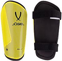 Щитки футбольные Jogel JA-201 (XS, черный/желтый) -