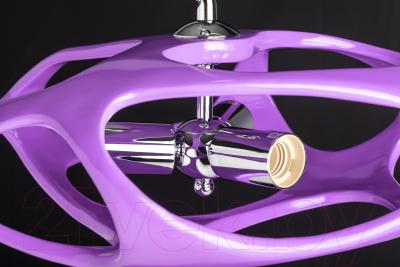 Люстра Ozcan Estilo 3956-2 (фиолетовый)