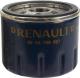 Масляный фильтр Renault 8200768927 -