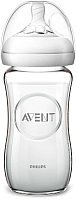 Бутылочка для кормления Philips AVENT Natural Стекло / SCF053/17 (240мл) -