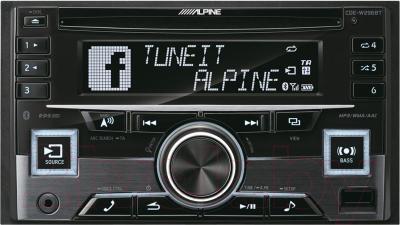 Автомагнитола Alpine CDE-W296BT