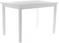Обеденный стол Signal Fiord 110x70 (белый) -