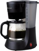 Капельная кофеварка Maxwell MW-1650 BK -