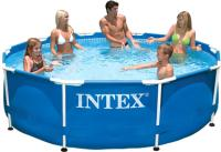 Каркасный бассейн Intex Metal Frame / 56997/28200 (