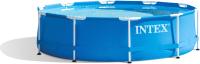 Каркасный бассейн Intex Metal Frame / 56999/28202 (305x76) -