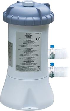 Фильтр-насос картриджный Intex 58604/28604 - общий вид