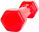 Гантель No Brand 2kg (красный) -