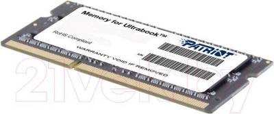 Оперативная память DDR3L Patriot PSD34G1600L2S