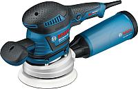 Профессиональная эксцентриковая шлифмашина Bosch GEX 125-150 AVE (0.601.37B.102) -
