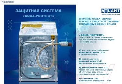 Стиральная машина ATLANT СМА 70С107-000