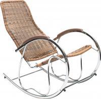 Кресло-качалка Halmar Ben (коричневый) -