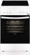 Плита электрическая Zanussi ZCV9540H1W -