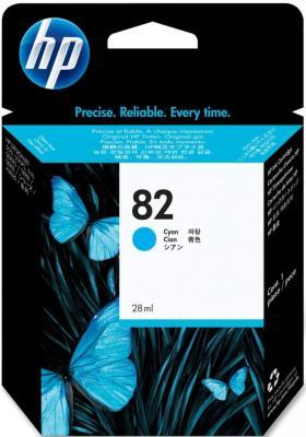 Картридж HP 82 (C4911A)