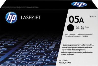 Тонер-картридж HP 05A (CE505A)