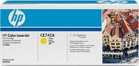 Картридж HP CE742A -