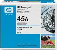 Тонер-картридж HP 45A (Q5945A) -