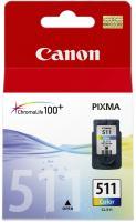 Картридж Canon CL-511 Color -
