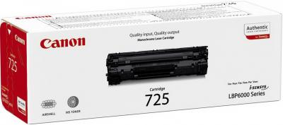 Тонер-картридж Canon Cartridge 725 (3484B002)