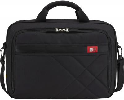 Сумка для ноутбука Case Logic DLC-117 (черный) - общий вид