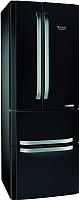 Холодильник с морозильником Hotpoint-Ariston E4DAAB/C -