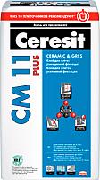 Клей для плитки Ceresit CM 11 Plus (25кг) -
