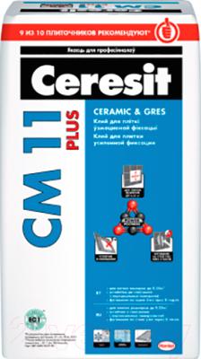 Клей для плитки Ceresit CM 11 Plus (25кг)