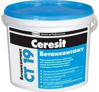 Грунтовка Ceresit CT 19 Бетонконтакт (2л) -
