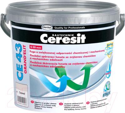 Фуга Ceresit CE 43 Aquastatic Universal (5кг, белый)