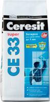Фуга Ceresit CE 33 (2кг, белый) -