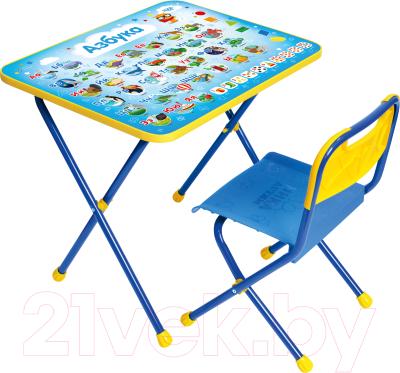 Комплект мебели с детским столом Ника КП/9 Азбука